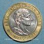 Münzen 5e république (1959- ). 10 francs Montesquieu 1989