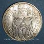 Münzen 5e république (1959- ), 100 francs 1990, Charlemagne
