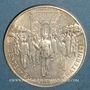 Münzen 5e république (1959- ). 100 francs 1994. Libération de Paris / Descente des Champs-Elysées