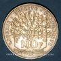Münzen 5e république (1959- /). 100 francs Panthéon. 1984