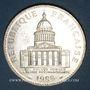 Münzen 5e république (1959- /). 100 francs Panthéon, 1988