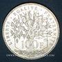 Münzen 5e république (1959- ). 100 francs Panthéon, 1988