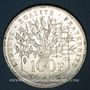 Münzen 5e république (1959- ). 100 francs Panthéon, 1989