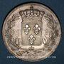 Münzen Charles X (1824-1830). 5 francs, 2e type, 1828D. Lyon