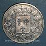 Münzen Charles X (1824-1830). 5 francs 2e type 1829M. Toulouse