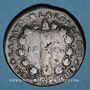 Münzen Constitution (1791-1792). 12 deniers 1792 MA. Marseille. Cuivre
