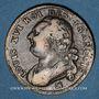 Münzen Constitution (1791-1792). 12 deniers 1792 MA. Marseille. Métal de cloche