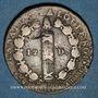 Münzen Constitution (1791-1792). 12 deniers 1792A, an 3. Sans cédille. Type FRANCOIS. Rosette