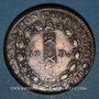 Münzen Constitution (1791-1792). 12 deniers 1792B Rouen, type FRANCOIS