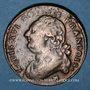 Münzen Constitution (1791-1792). 12 deniers 1792MA. Marseille. Cuivre. Point après FRANCOIS !