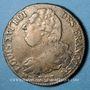 Münzen Constitution (1791-1792). 2 sols 1791A pointé. Paris, couvent des Barnabites, type FRANCOIS