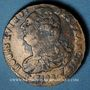 Münzen Constitution (1791-1792). 2 sols 1792 W pointé, Arras, an 4, type FRANCOIS