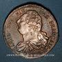 Münzen Constitution (1791-1792). 2 sols 1792BB. Strasbourg. Type FRANCAIS, MdC