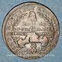 Münzen Constitution (1791-1792). 2 sols 6 deniers 1791. Caisse de Bonne Foi