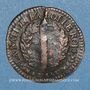 Münzen Constitution (1791-1792). 3 deniers 1792BB. Strasbourg. Type FRANCAIS