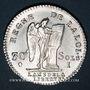 Münzen Constitution (1791-1792). 30 sols 1791I. Limoges. 2e semestre, type FRANCOIS