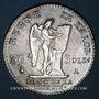 Münzen Constitution (1791-1792). 30 sols 1792A. 1er semestre, type FRANCOIS