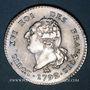 Münzen Constitution (1791-1792). 30 sols 1792A. 1er semestre. Type FRANCOIS