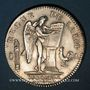 Münzen Constitution (1791-1792). Ecu de 6 livres, type FRANCOIS 1792A, 1er semestre