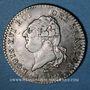 Münzen Constitution (1791-92), 30 sols 1792A, 1er semestre, type FRANCOIS