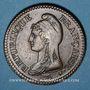 Münzen Directoire (1795-1799). 1 décime an 7/5A. Variante inédite !