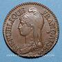 Münzen Directoire (1795-1799). 5 centimes an 7/5 A