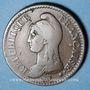 Münzen Directoire (1795-1799). UN décime, modification du 2 DECIMES an 5A