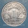 Münzen Etat Français (1940-1944). 1 franc 1944B