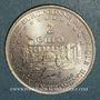 Münzen Euro des Villes. Aix en Provence (13). 2 euro 1998
