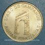 Münzen Euro des Villes. Aix-les-Bains (37). 1 euro 1998