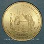 Münzen Euro des Villes. Annecy (74). 1 euro 1997