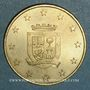 Münzen Euro des Villes. Aubenas (07). 1 euro 1997