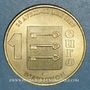 Münzen Euro des Villes. Avignon (84). 1 euro 1997