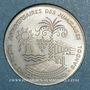 Münzen Euro des Villes. Bandol (83). 3 euro 1997
