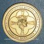 Münzen Euro des Villes. Barcelonnette (04). 1 euro 1996