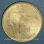 Münzen Euro des Villes. Bourg-en-Bresse (01). 1 euro 1997