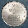 Münzen Euro des Villes. Bourg-en-Bresse (01). 2 euro 1997