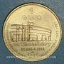 Münzen Euro des Villes. Chambéry (73). 1 euro 1997