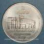 Münzen Euro des Villes. Chambéry (73). 2 euro 1997