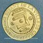 Münzen Euro des Villes. Chartres (28). 1 euro 1998