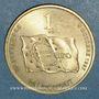 Münzen Euro des Villes. Domont (95). 1 euro 1997