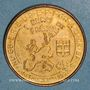 Münzen Euro des Villes. Fréjus (83). 1 euro 1997