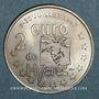 Münzen Euro des Villes. Hyères (83). 2 euro 1997
