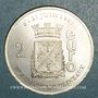 Münzen Euro des Villes. Issy-les-Moulineaux (92). 2 euros 1997