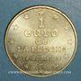 Münzen Euro des Villes. La Flèche (72). 1 euro 1998