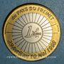 Münzen Euro des Villes. La Garde-Freinet (83). 1 euro 1998