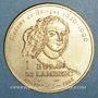 Münzen Euro des Villes. Lambesc (13). 1 euro 1996