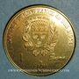Münzen Euro des Villes. Laon (02). 1 euro 1998