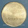 Münzen Euro des Villes. Meudon (92). 1 euro 1998