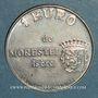 Münzen Euro des Villes. Morestel (38). 1 euro 1997